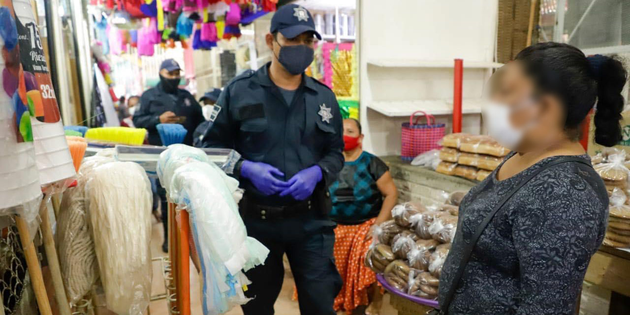 Implementan operativos en mercado de Tehuantepec | El Imparcial de Oaxaca