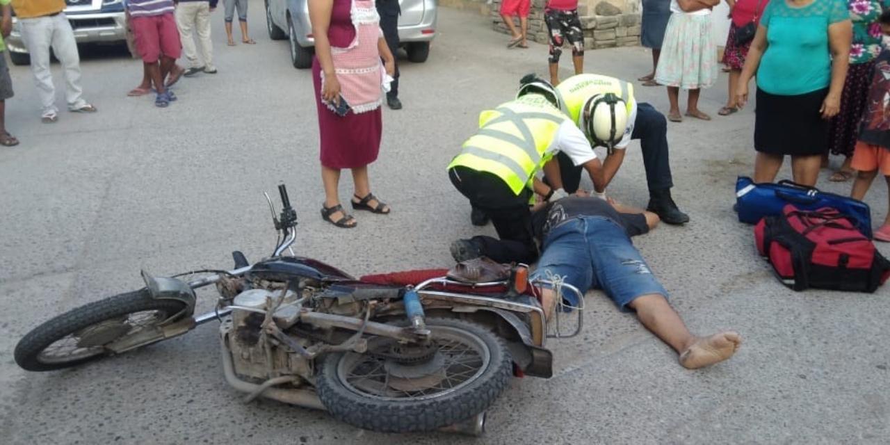 ¡Brutal impacto! | El Imparcial de Oaxaca