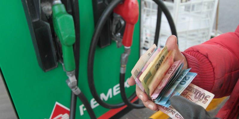 Hacienda eleva a un 53.50% el estímulo fiscal para la gasolina magna   El Imparcial de Oaxaca