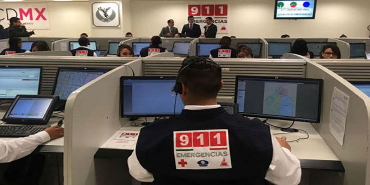 90% de las llamadas de emergencia son falsas   El Imparcial de Oaxaca