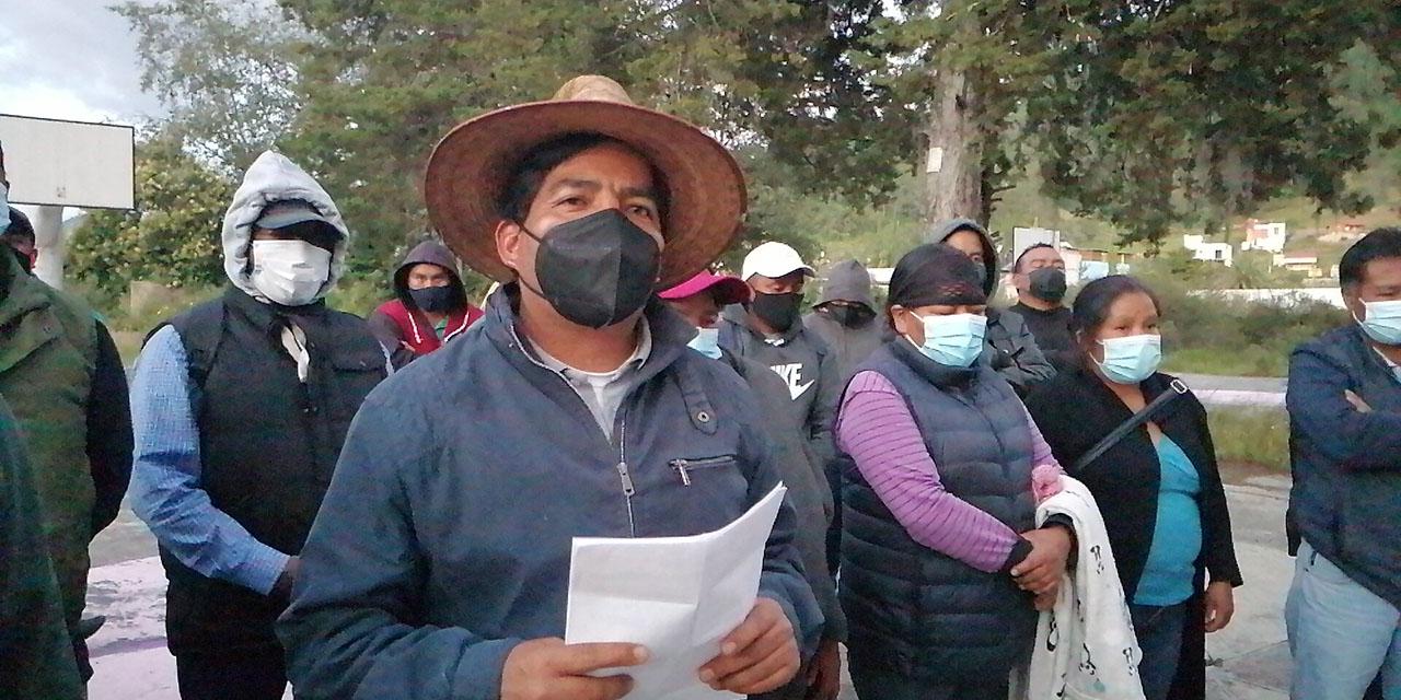 Sin freno, violencia en San Esteban Atlatahuca   El Imparcial de Oaxaca