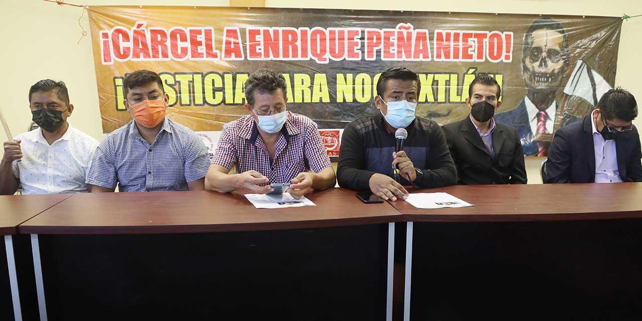 Víctimas de Nochixtlán insisten en justicia por los asesinatos | El Imparcial de Oaxaca