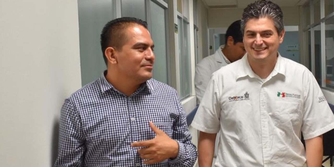 Demandan cese de Márquez Heine | El Imparcial de Oaxaca
