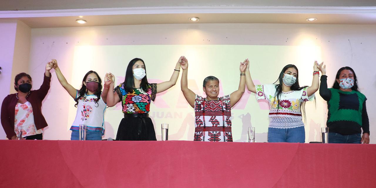 Irma Juan Carlos confirma que buscará  la gubernatura | El Imparcial de Oaxaca