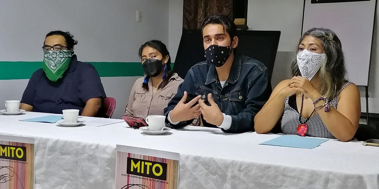 Convocan a participar en la 3ra Muestra Independiente de Teatro | El Imparcial de Oaxaca