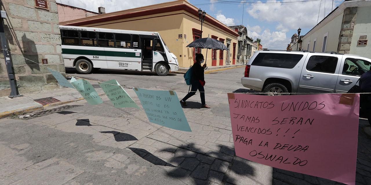 Adeudo municipal a pensionados asciende a más de 55 mdp   El Imparcial de Oaxaca