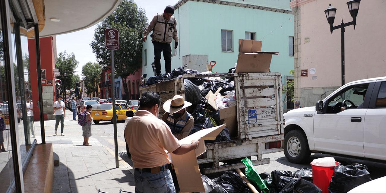 Edil de Oaxaca incumple con servicios municipales   El Imparcial de Oaxaca