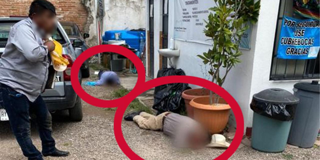 Detienen a presuntos asaltantes homicidas de San Martín Peras   El Imparcial de Oaxaca
