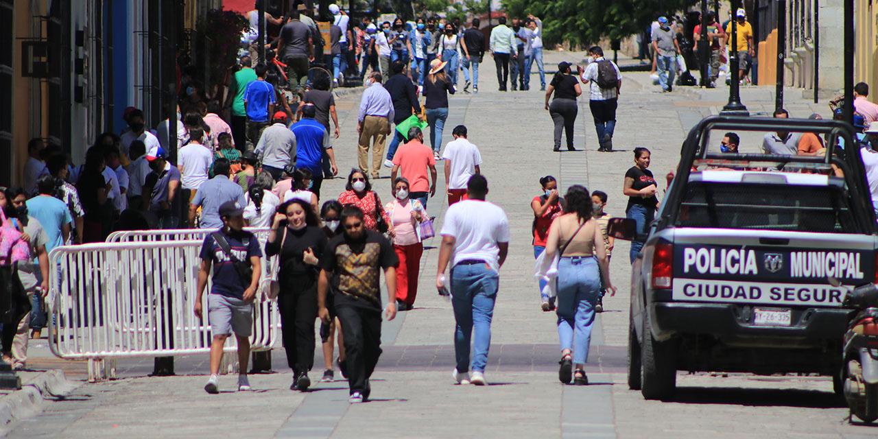 Contagios por Covid-19 continúan en descenso | El Imparcial de Oaxaca