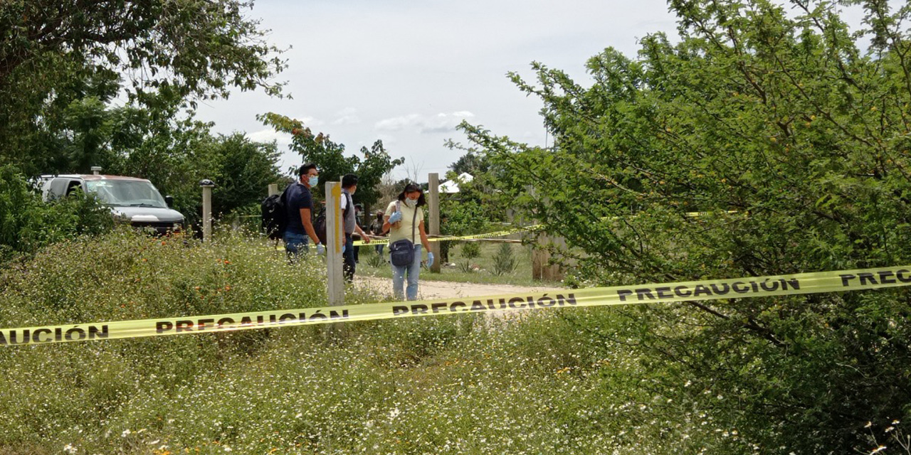 Lo acusan de feminicidio en los Valles Centrales | El Imparcial de Oaxaca