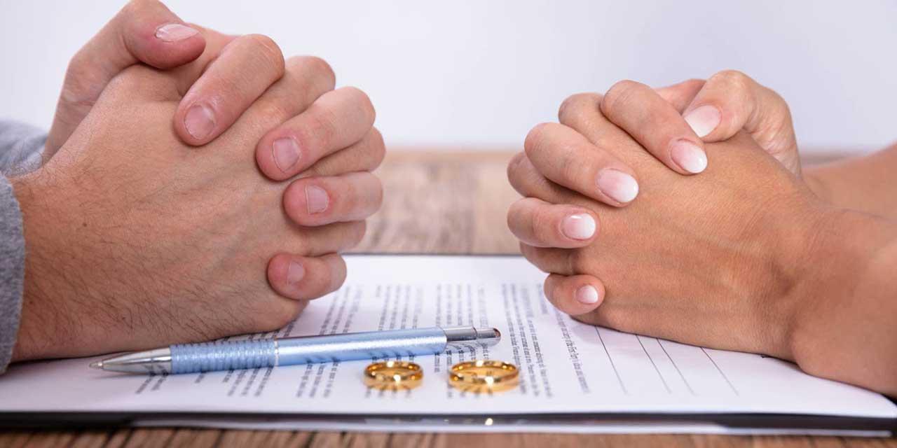 Matrimonios y divorcios en Oaxaca pausados por pandemia | El Imparcial de Oaxaca
