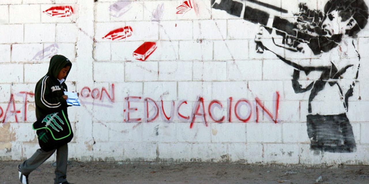 Desde los 12 años, infantes, en la mira de la delincuencia   El Imparcial de Oaxaca