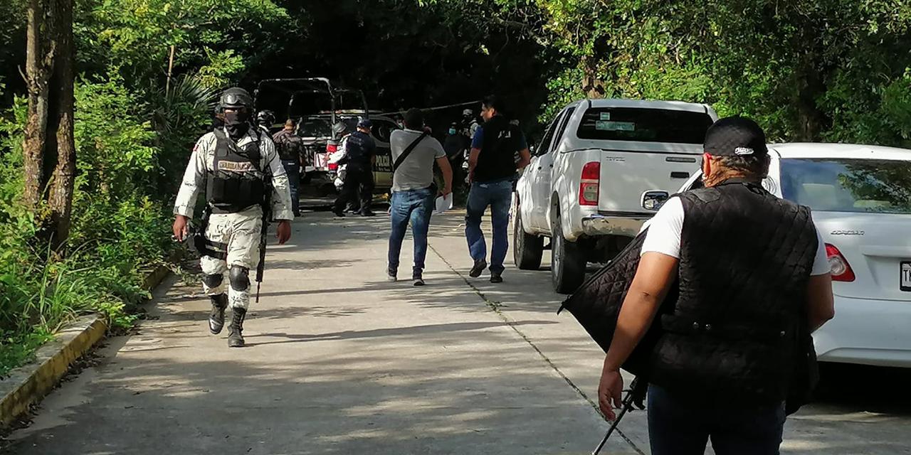 Localizan cadáver en Matías Romero   El Imparcial de Oaxaca