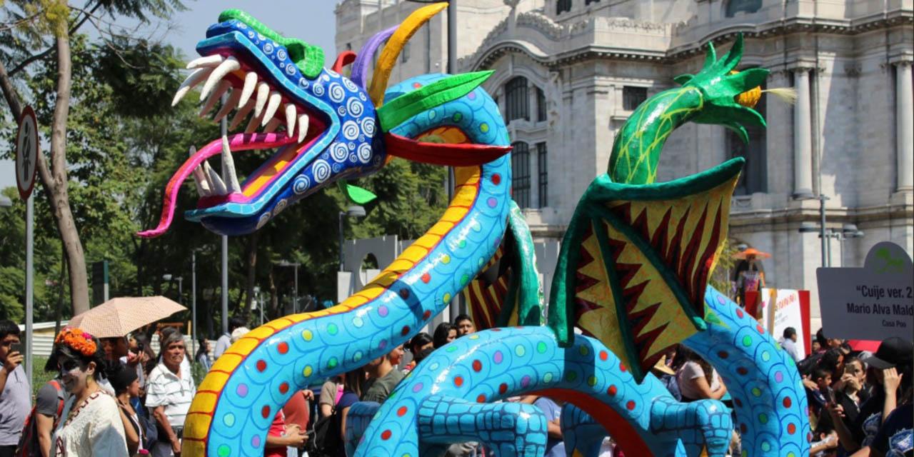 Está de regreso el desfile de  Alebrijes Monumentales 2021 | El Imparcial de Oaxaca