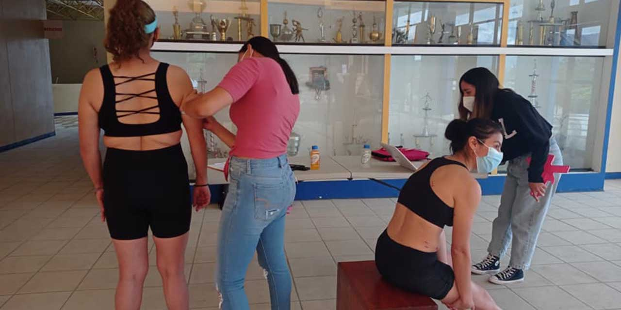 Cumplieron con antropometría | El Imparcial de Oaxaca