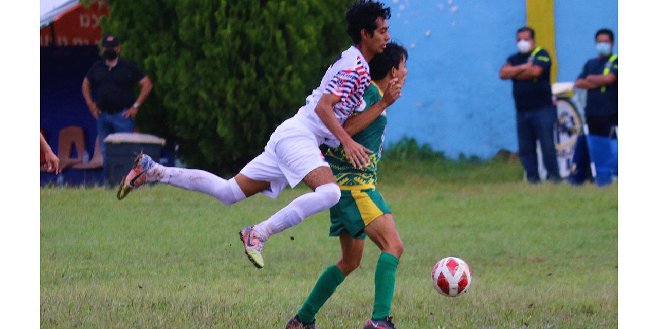 Van en búsqueda de los ansiados goles en la Liga TDP | El Imparcial de Oaxaca