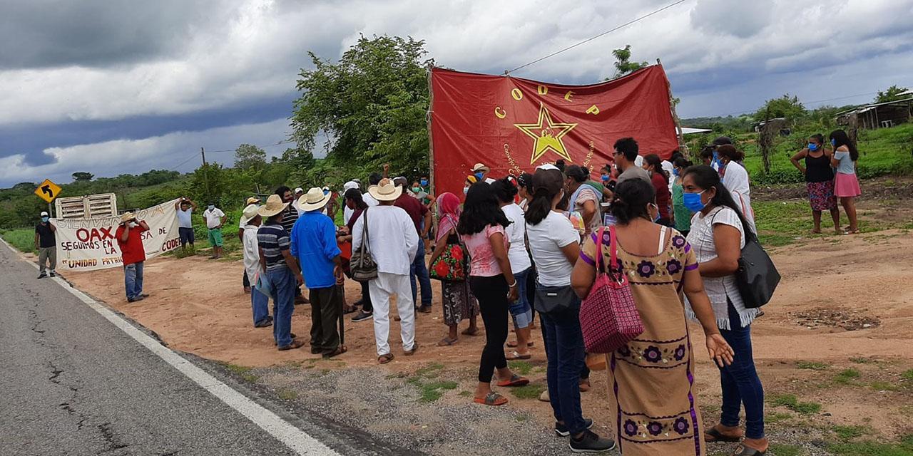Denuncian hostigamiento de presunto grupo paramilitar en la Costa de Oaxaca | El Imparcial de Oaxaca