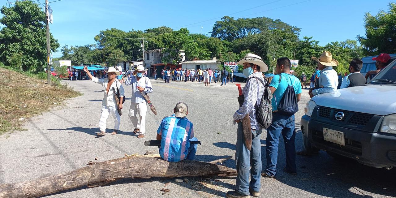 Exigen la aprobación del Concejo Municipal en la Costa   El Imparcial de Oaxaca