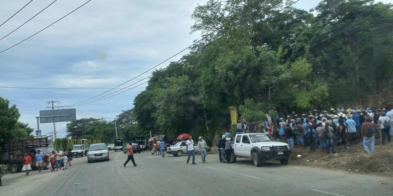 Sin dar la cara, edil de Ixtayutla | El Imparcial de Oaxaca