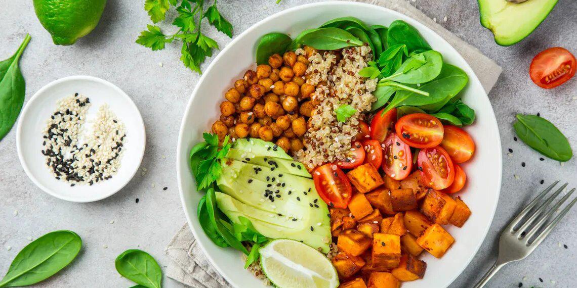 Beneficios para tu salud  del vegetarianismo | El Imparcial de Oaxaca