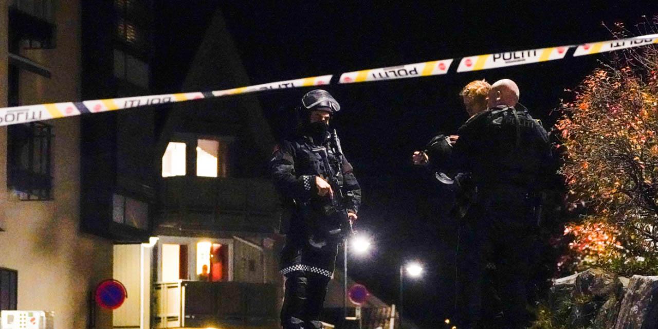Reportan la muerte de al menos 5 personas tras ataque con arco y flechas en Noruega | El Imparcial de Oaxaca