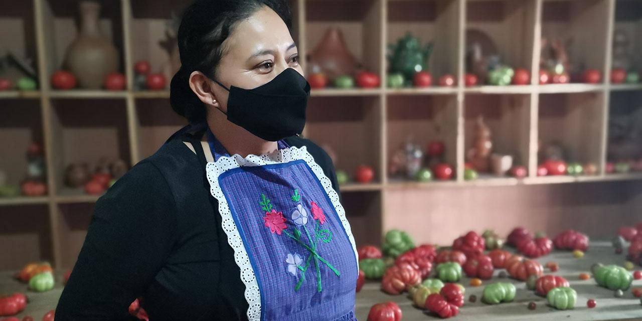 Georgina, guardiana de la  gastronomía de la Sierra Sur | El Imparcial de Oaxaca