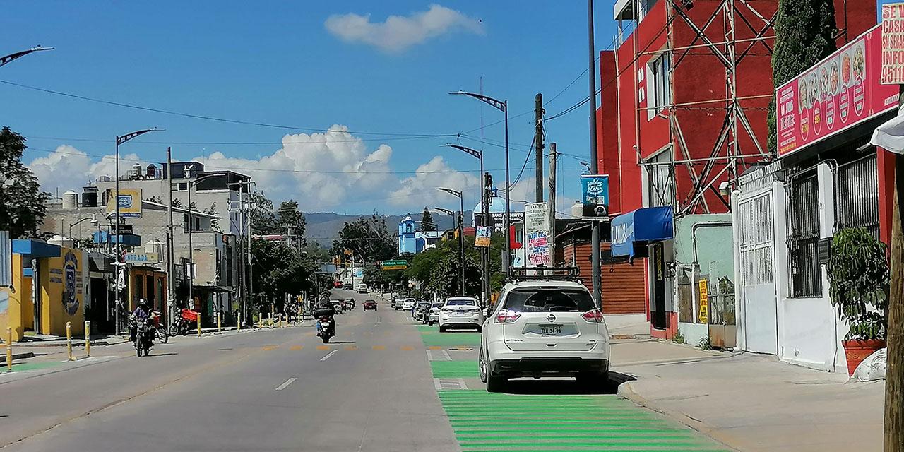 Ciclovía encuentra frenos con falta de cultura vial en Santa Lucía del Camino | El Imparcial de Oaxaca