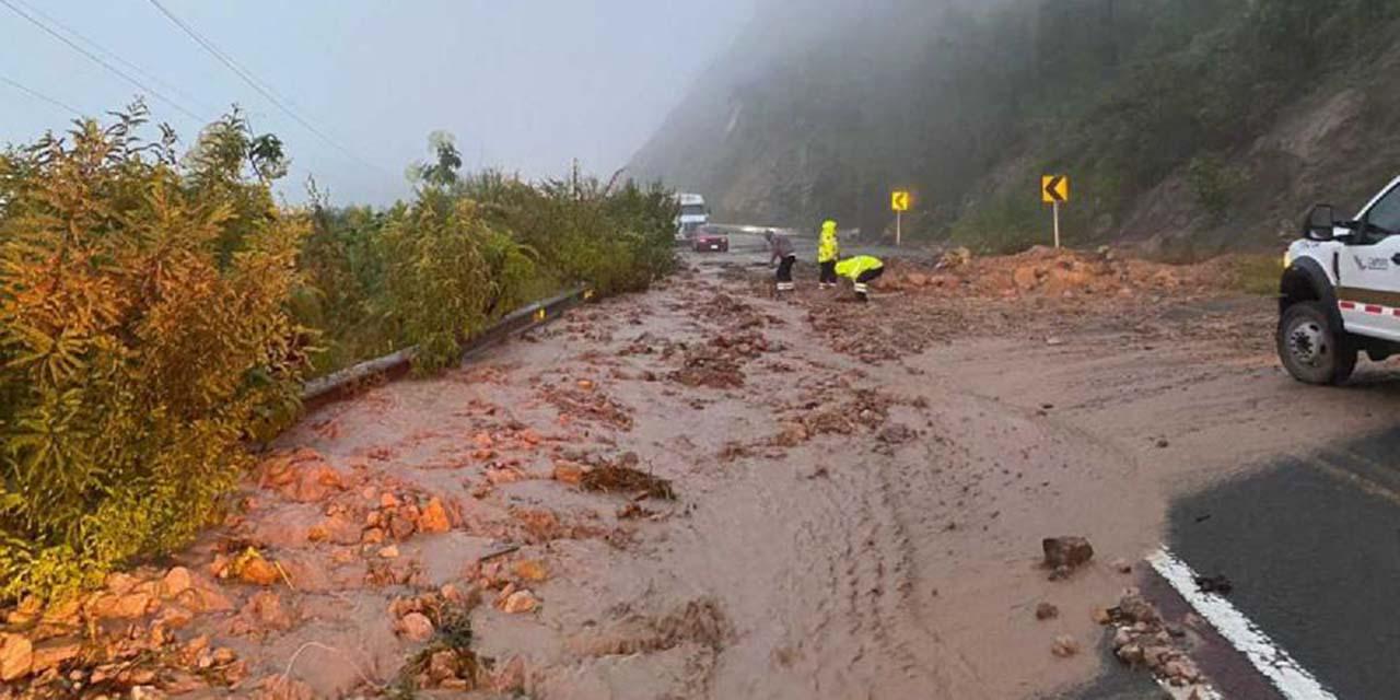 Huracán 'Pamela' deja derrumbes y casas afectadas en Durango   El Imparcial de Oaxaca