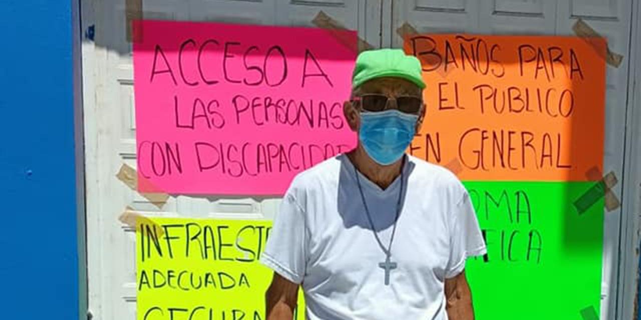 Abogados de Salina Cruz protestan por mejores condiciones para su trabajo | El Imparcial de Oaxaca