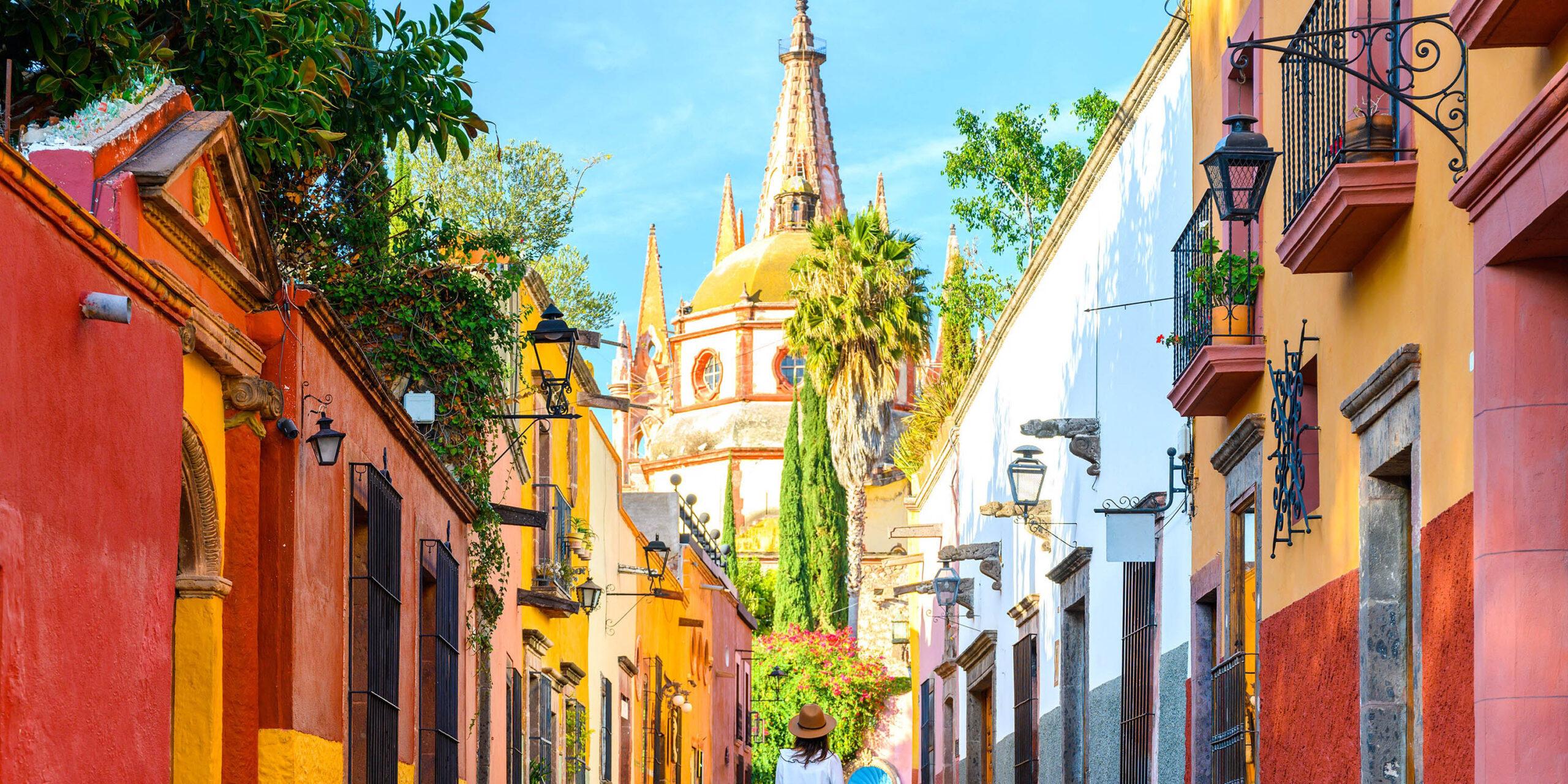 """San Miguel de Allende, la """"Mejor  Ciudad Pequeña del Mundo""""   El Imparcial de Oaxaca"""