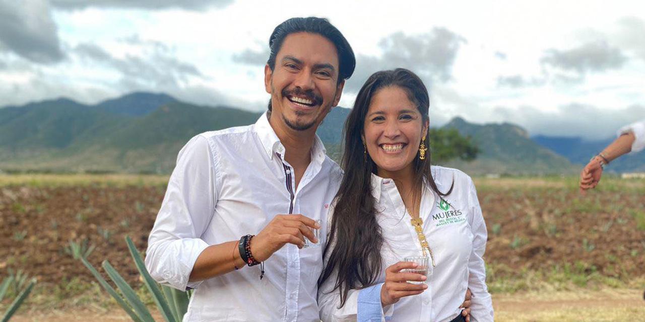 Denise Eugenia toma protesta al frente de Mujeres mezcaleras de Oaxaca | El Imparcial de Oaxaca