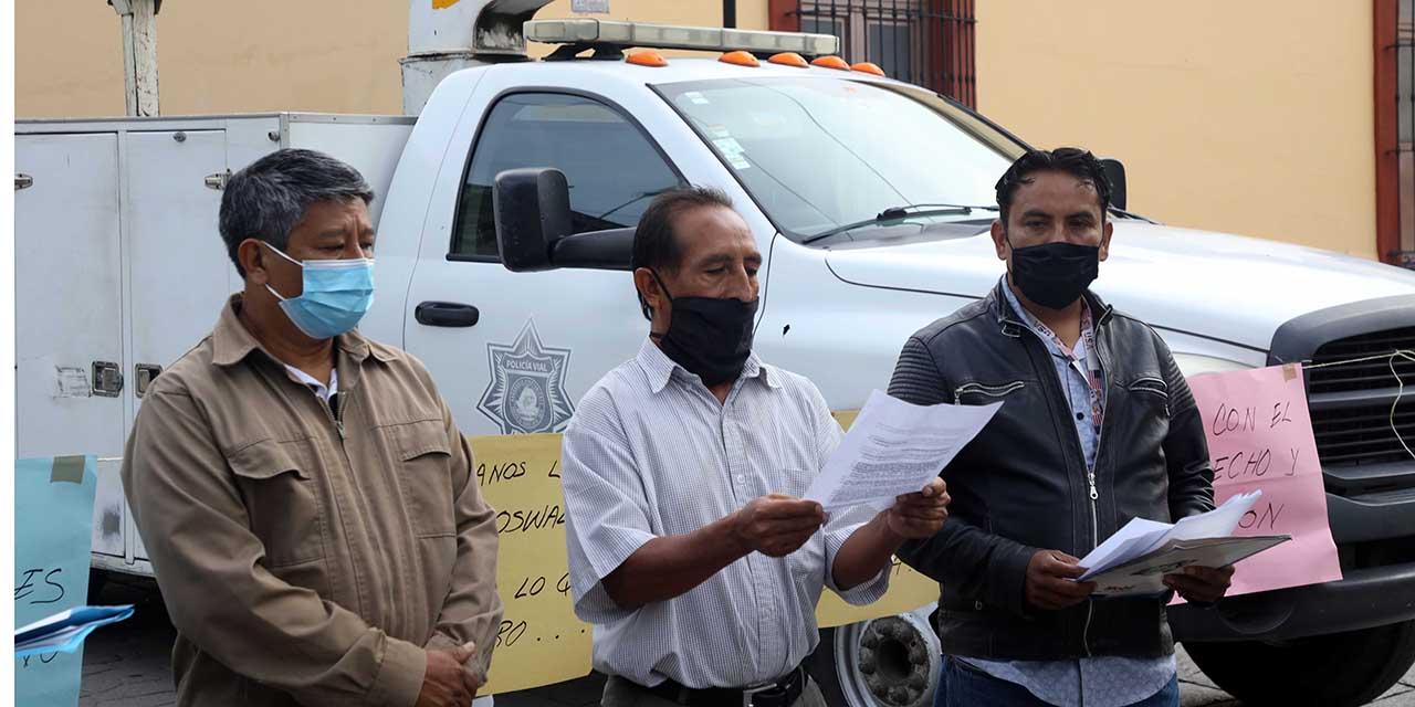 Sindicatos dan tregua al ayuntamiento de Oaxaca   El Imparcial de Oaxaca