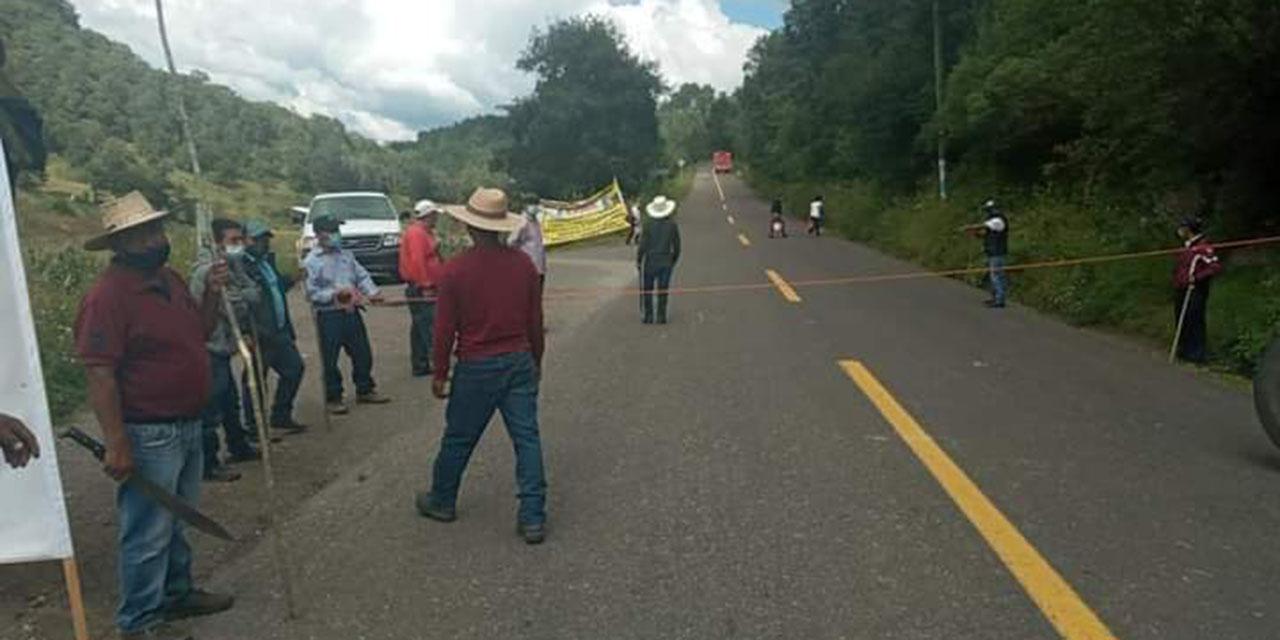 Exigen al edil de Itunyoso la entrega de recursos   El Imparcial de Oaxaca