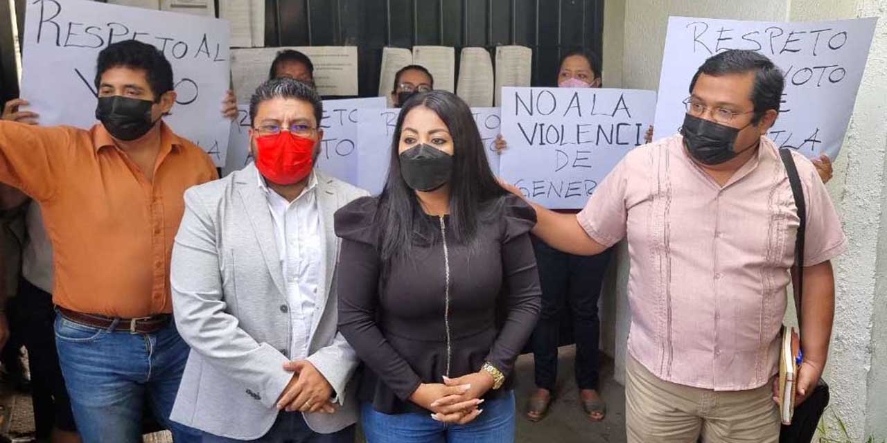 """Ya párenle"", lanza Morena ante reveses en Oaxaca   El Imparcial de Oaxaca"