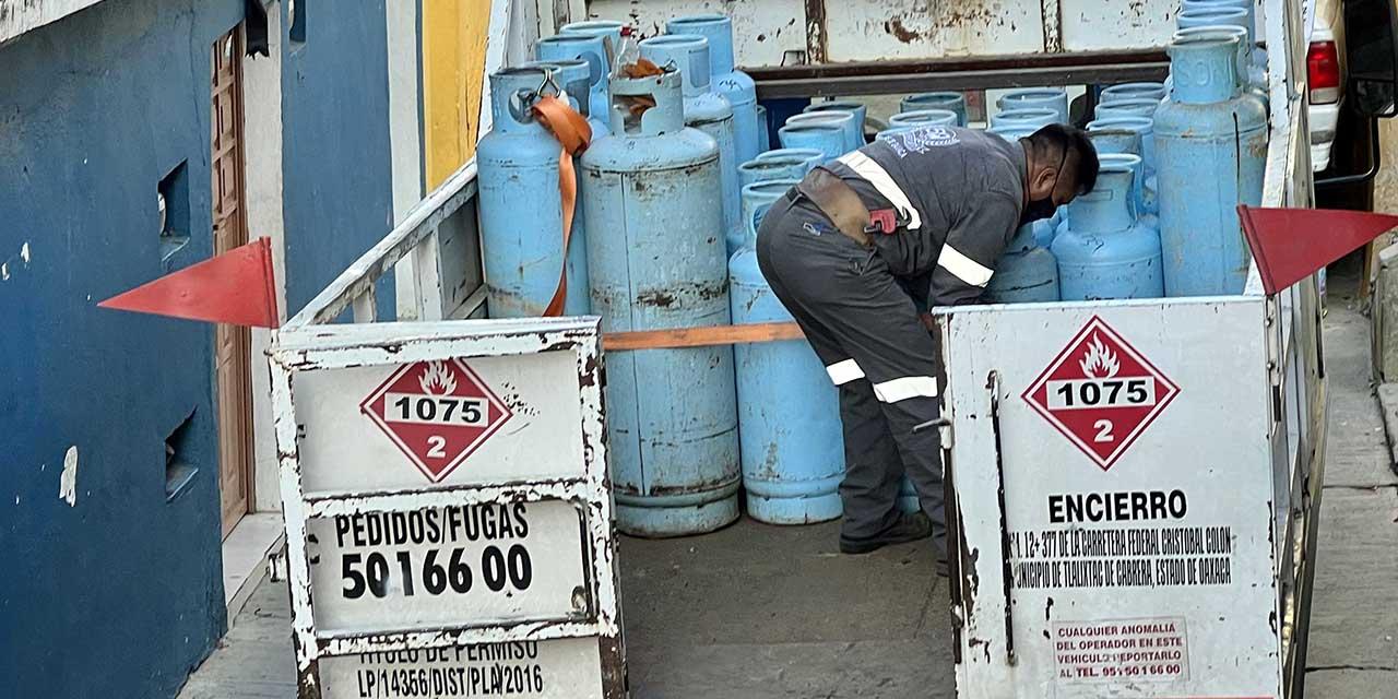 Gaseros locales desairan sumarse a paro nacional | El Imparcial de Oaxaca