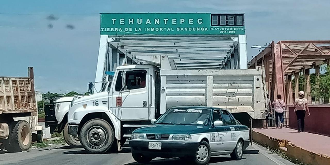 Prevén cinco bloqueos en la región del Istmo   El Imparcial de Oaxaca
