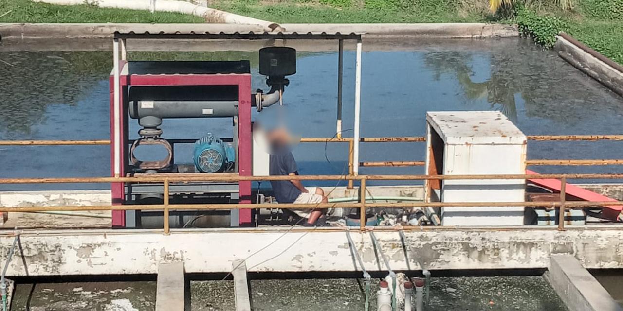 Lo hallan colgado en planta de tratamiento de Puerto Escondido | El Imparcial de Oaxaca