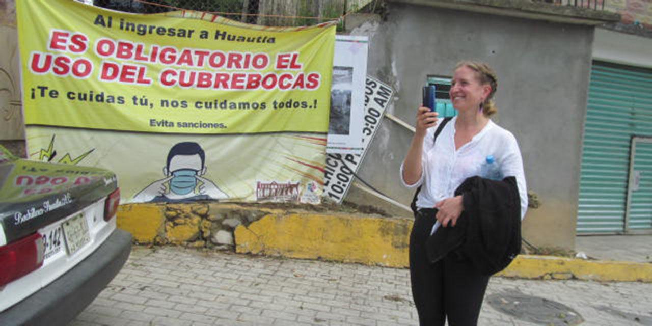 Turistas pasean sin cubrebocas en Huautla   El Imparcial de Oaxaca
