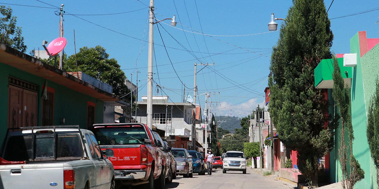 Denuncian robo de lámparas en Santa Lucía del Camino   El Imparcial de Oaxaca