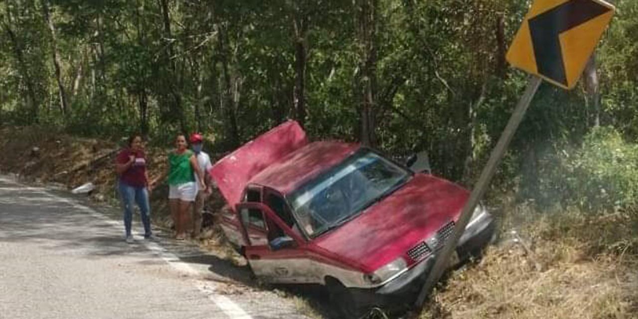 Cóctel de accidentes en vías de Huatulco   El Imparcial de Oaxaca