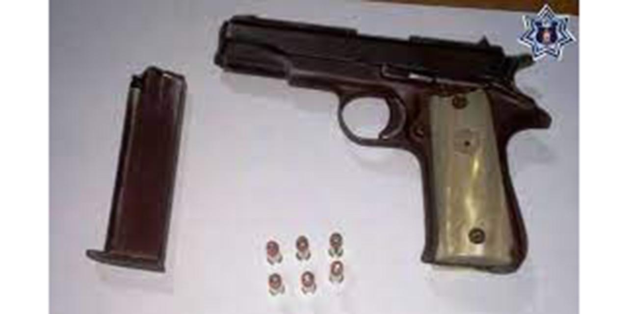 Los sentencian por portar armas y droga | El Imparcial de Oaxaca