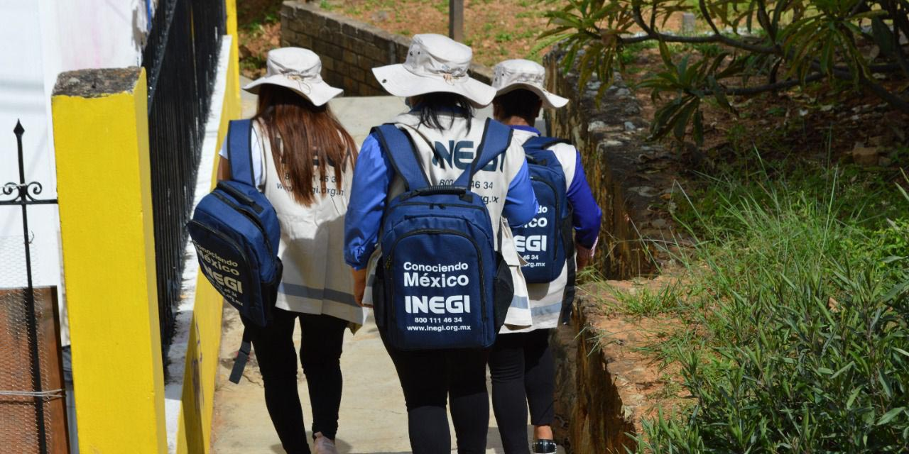 Inician ENDIREH 2021; visitará INEGI más de 4 mil viviendas   El Imparcial de Oaxaca