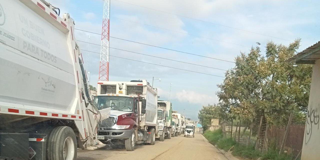Reabren acceso al basurero de Zaachila   El Imparcial de Oaxaca