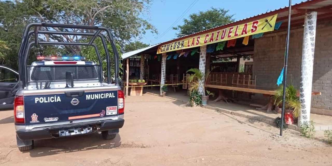 Ejecutan a la Agente Municipal de Los Ciruelos, Pochutla   El Imparcial de Oaxaca