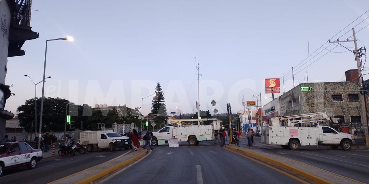 Anuncia 3 de Marzo que radicalizará sus protestas   El Imparcial de Oaxaca