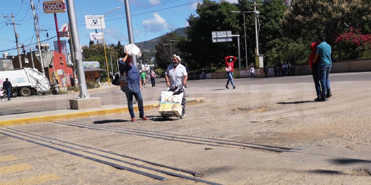 Video: Don José, una de las tantas víctimas de los bloqueos