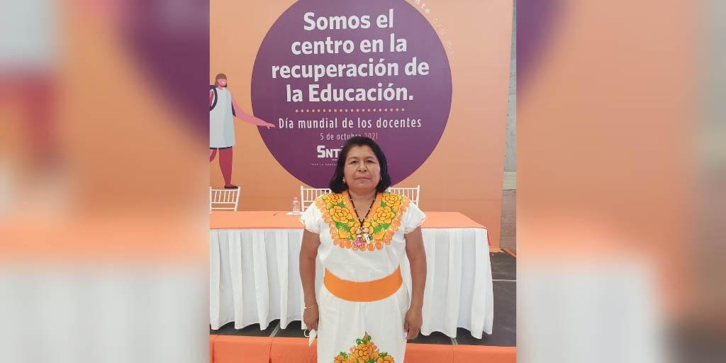 """Reconocen a profesora oaxaqueña en convocatoria nacional """"Comparte tu experiencia""""   El Imparcial de Oaxaca"""