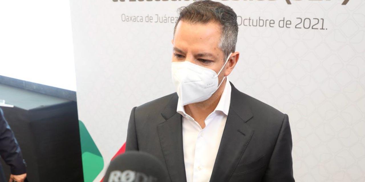 """Llama Murat a Oswaldo García a solucionar conflicto: """"Que instale mesa de diálogo en Palacio"""""""