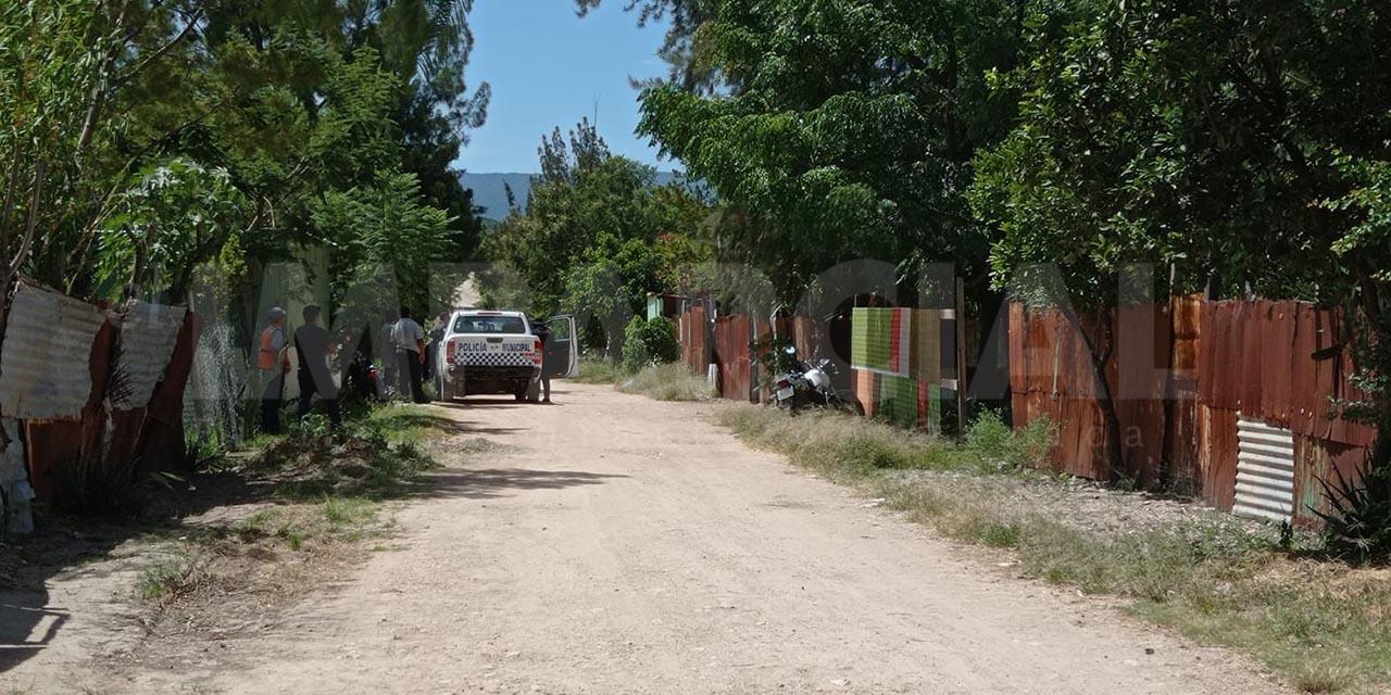 Asesinan a madre e hija; fueron localizadas en inmediaciones de Nazareno, Etla   El Imparcial de Oaxaca