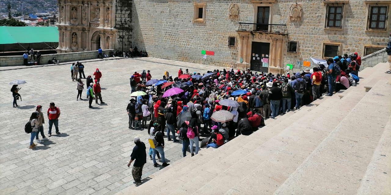 Se retrasa resolución de sindicalizados del 3 de Marzo | El Imparcial de Oaxaca